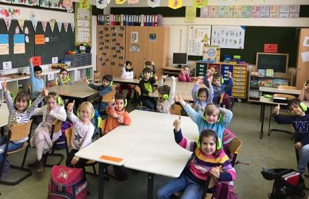 GBIK Bessere Konzentration durch Kopfhörer im Klassenzimmer